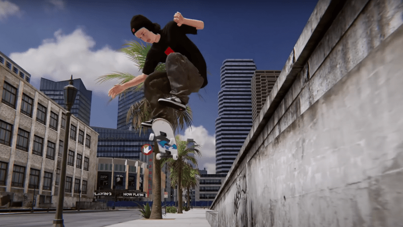 Skater XL Set To Release On All Major Video Game Platforms This July