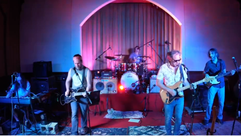 VIDEO: Raisinhead Live from Cathedral Sound Studios
