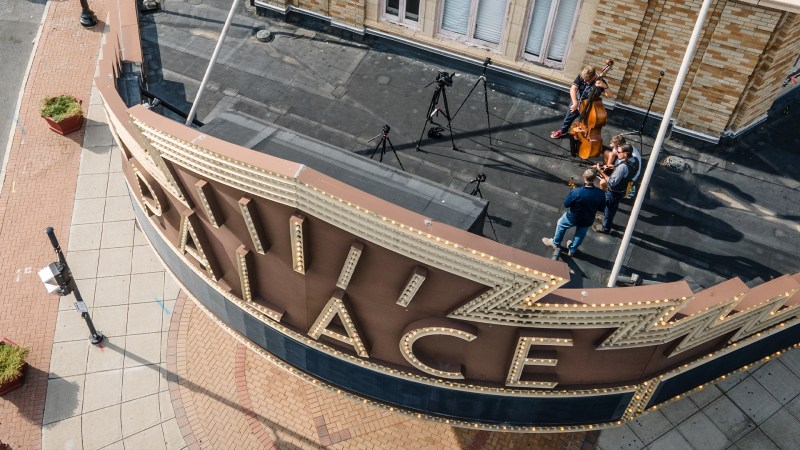 VIDEO: Amico Barady Quartet Live From the Palace Theatre | Palace Sessions EP. 3