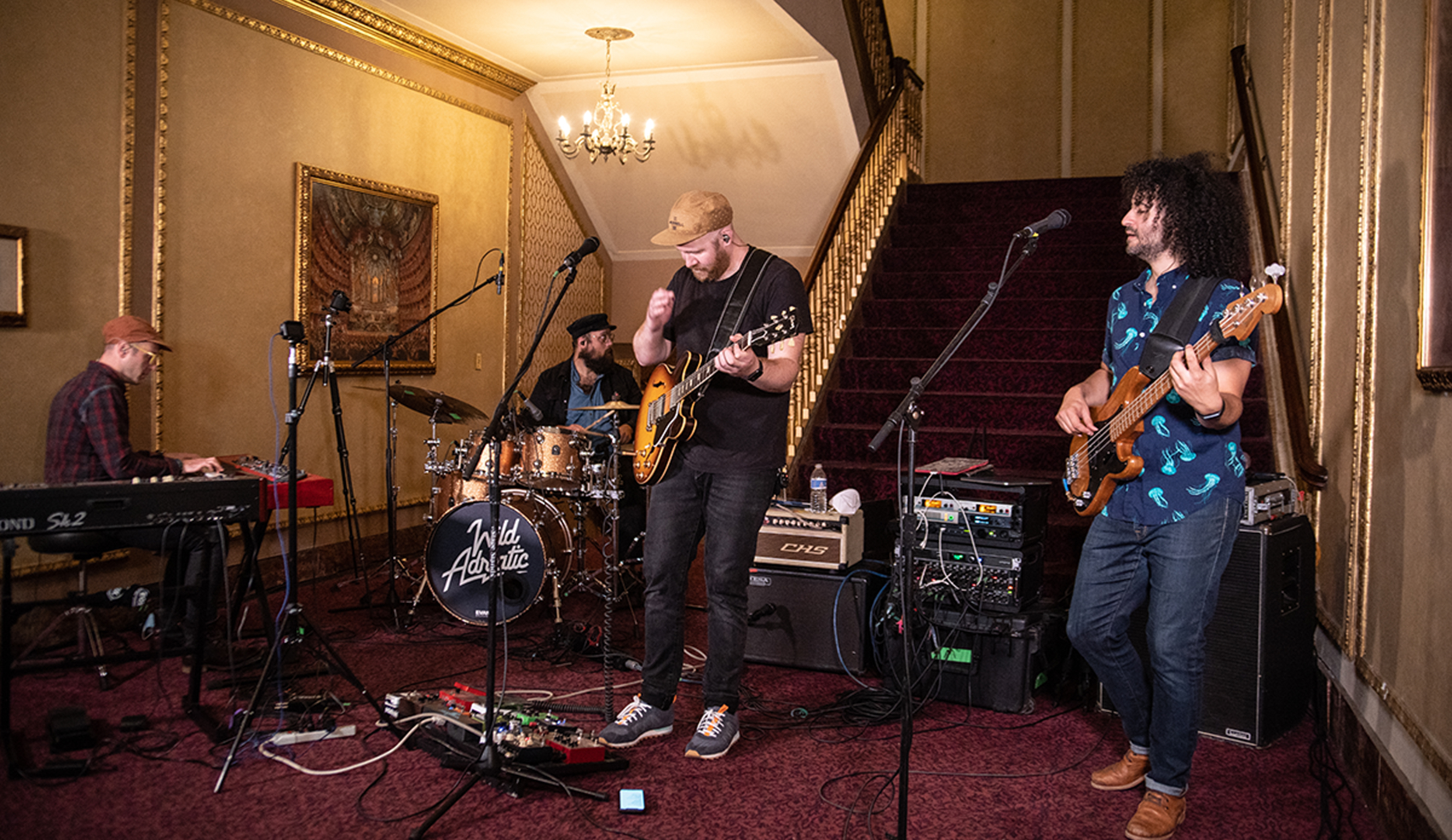 VIDEO: Wild Adriatic Live From the Palace Theatre | Palace Sessions EP. 4