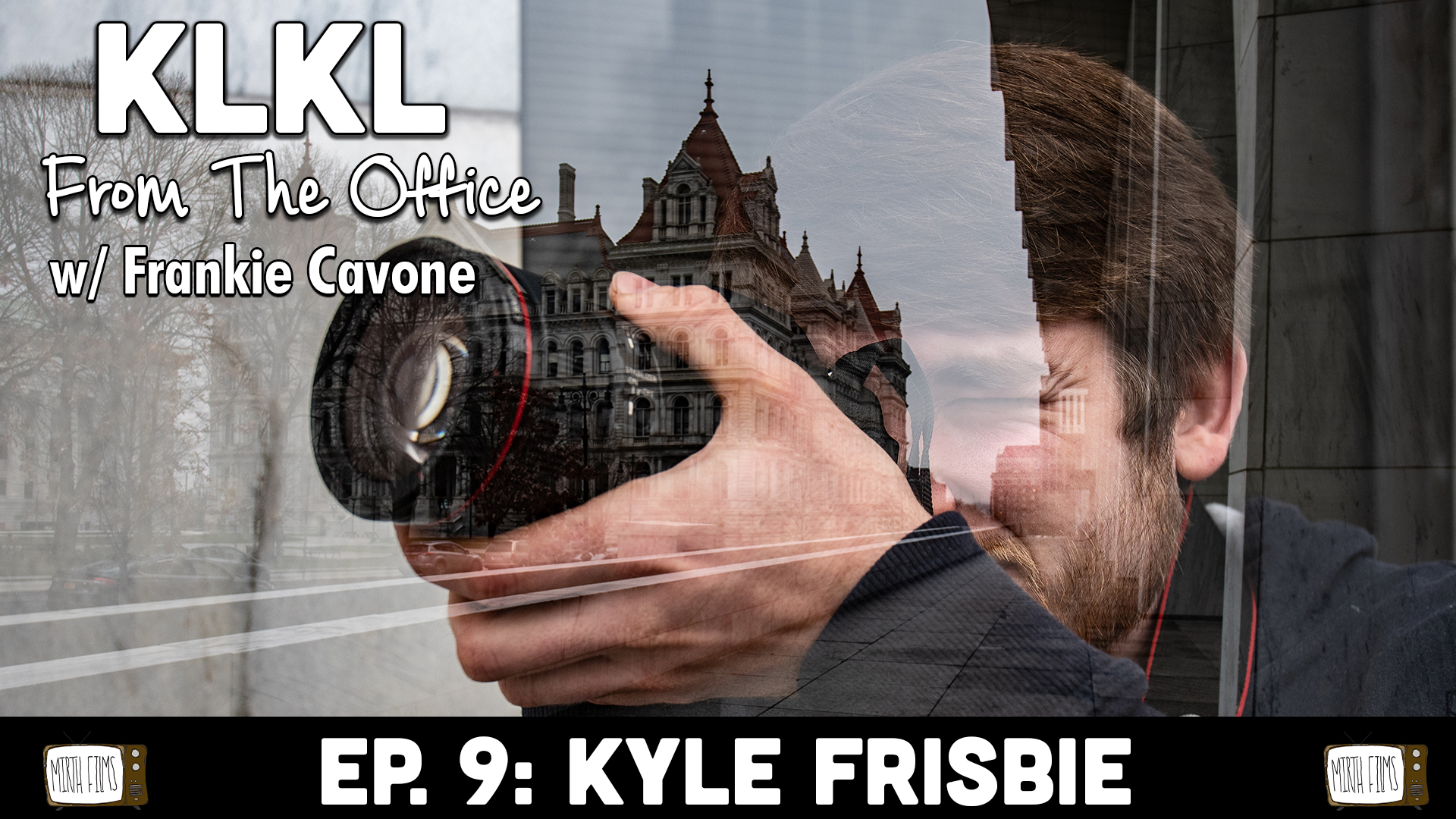 Kyle Frisbie | From The Office EP. 9 with Frankie Cavone