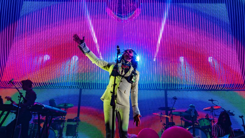 The Flaming Lips Share 'Space Bubble' Concert Dates for March 2021