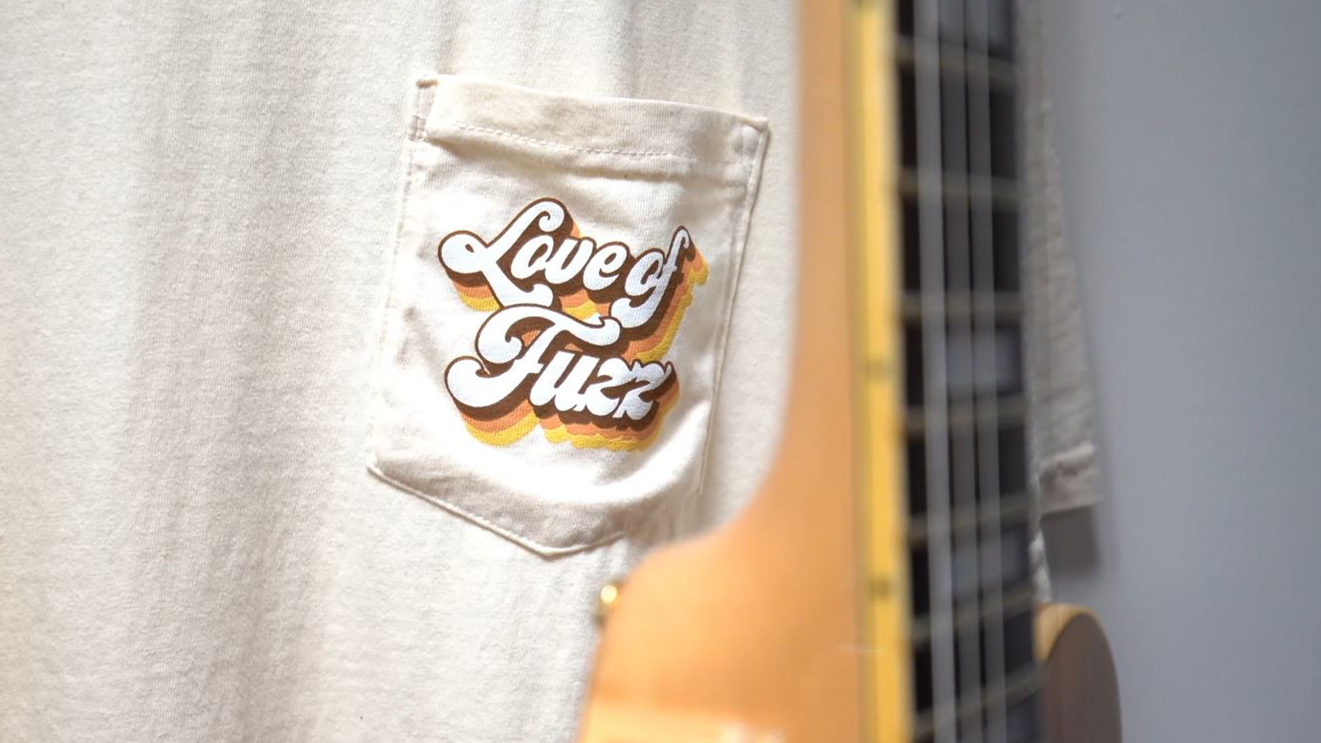 VIDEO: Love of Fuzz Guitar Shop | Troy, NY