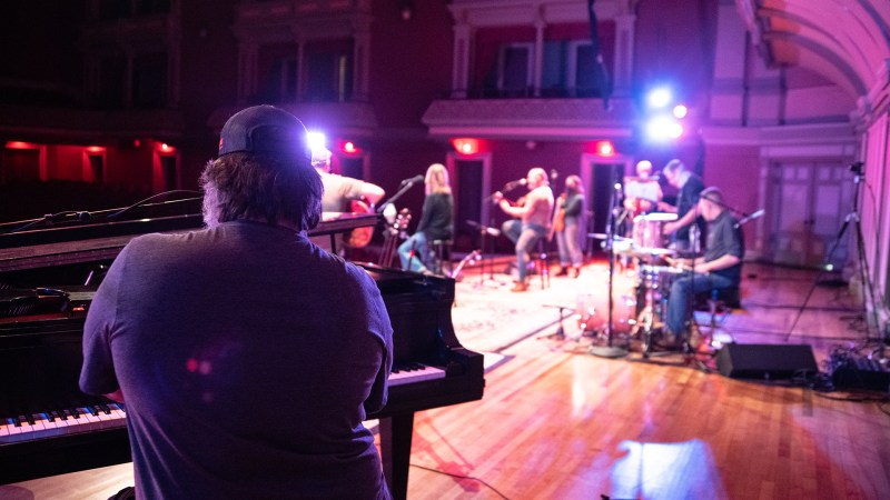 "VIDEO: The Wheel performs Little Feat's ""Dixie Chicken"" at Troy Savings Bank Music Hall"