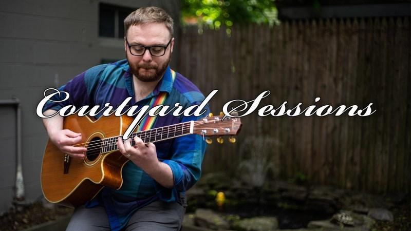 VIDEO: Courtyard Sessions EP. 4 | Ryan Leddick
