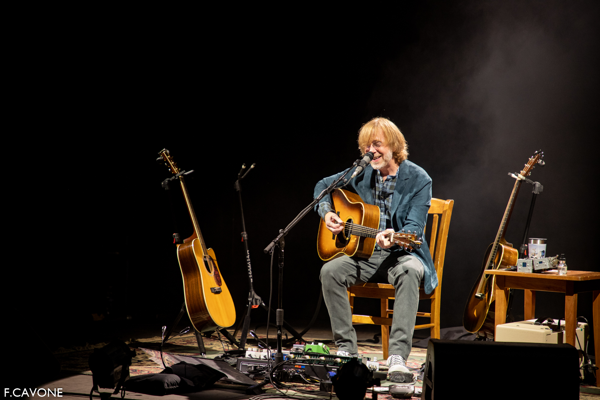 Trey Anastasio Brings Music Back To SPAC For The First Time Since 2019