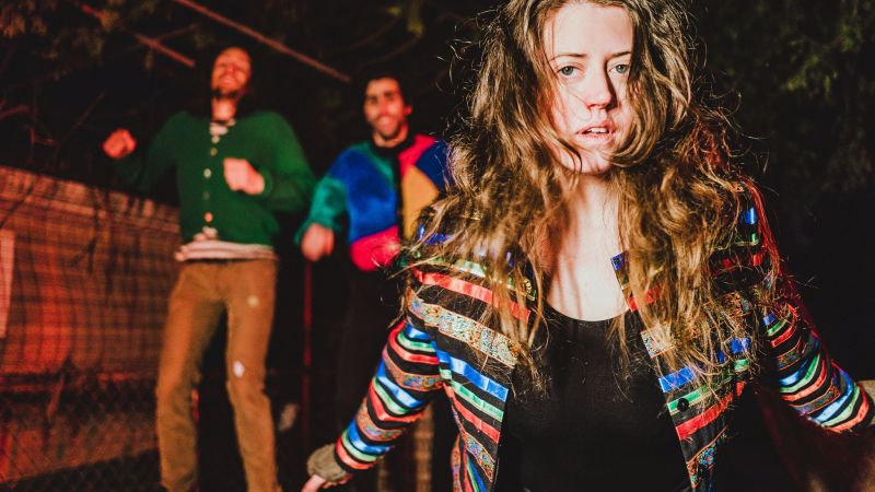 """Caitlin Barker Of Candy Ambulance On Depression, """"Normalcy"""" and Making Music In Spite Of It All"""
