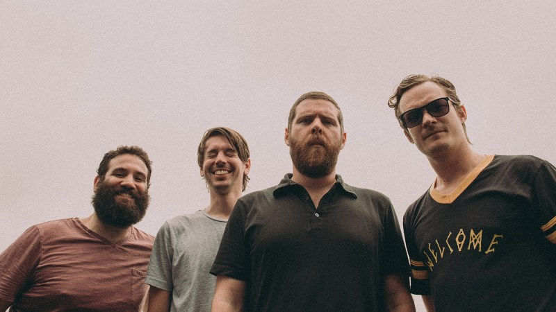 Manchester Orchestra Announce Fall Tour Featuring Foxing and Slothrust