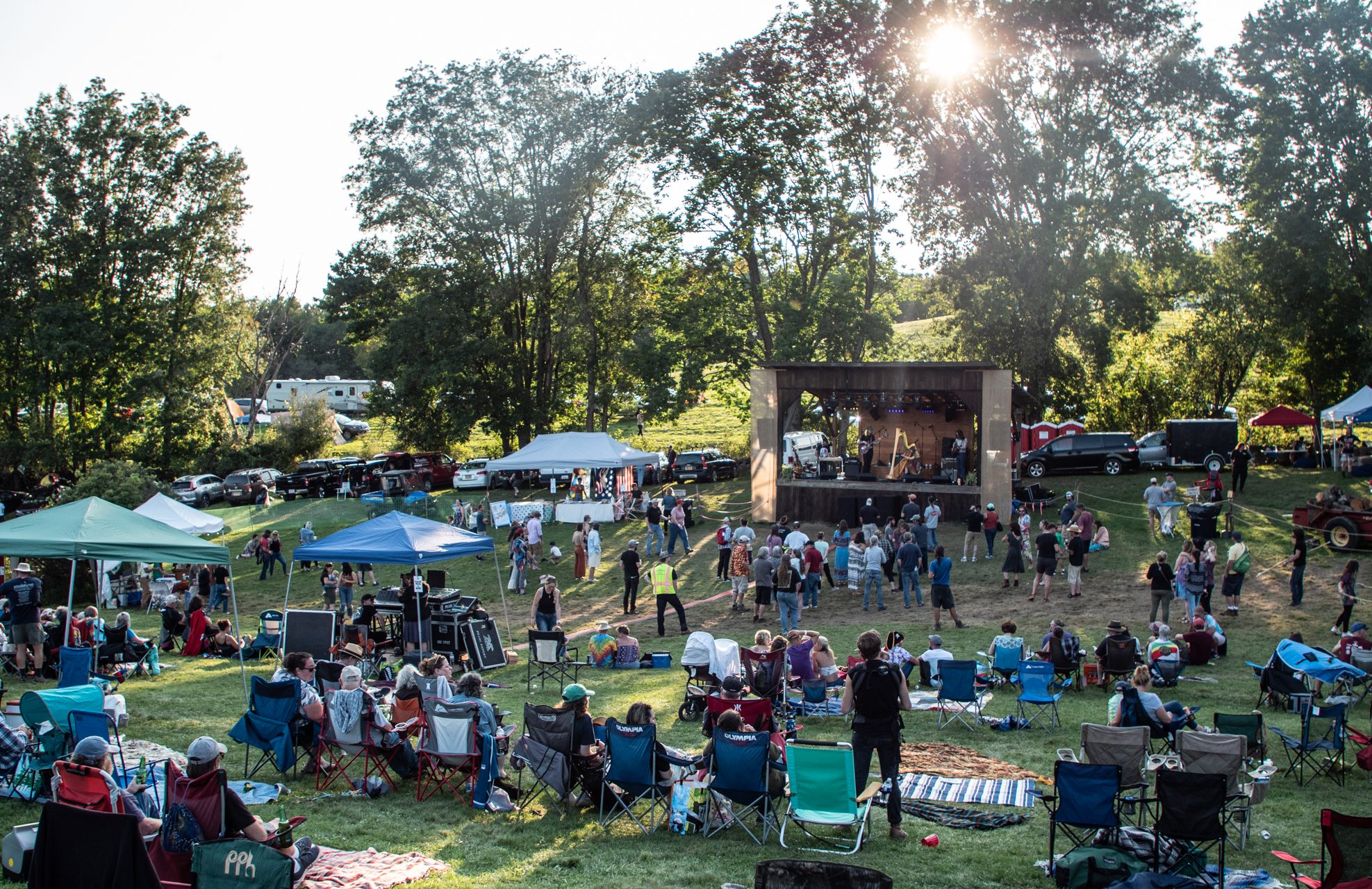 Eastbound Throwdown Sells Out 2021 Music Festival in Salem, NY