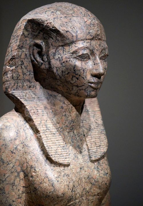 Queen Hatshepsut - The fifth pharaoh of the eighteenth dynasty of Ancient Egypt.