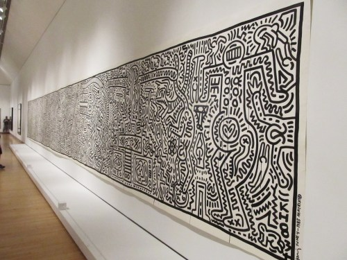 Keith Haring - Matrix Weekly Photo Challenge: My 2012 In Pictures...