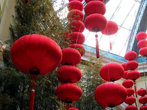 Chinese New Year: Quotes, Blessings And Tips... Red Lanterns