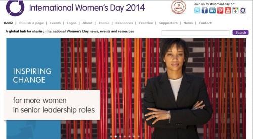 International Women's Day: Inspiring Change