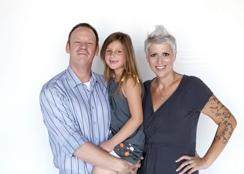 Mesothelioma Awareness Day: Get Involved!  Photo of Heather and her Family