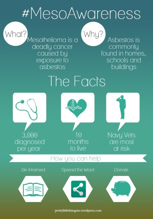 Mesothelioma Awareness Day: Get Involved! More Facts