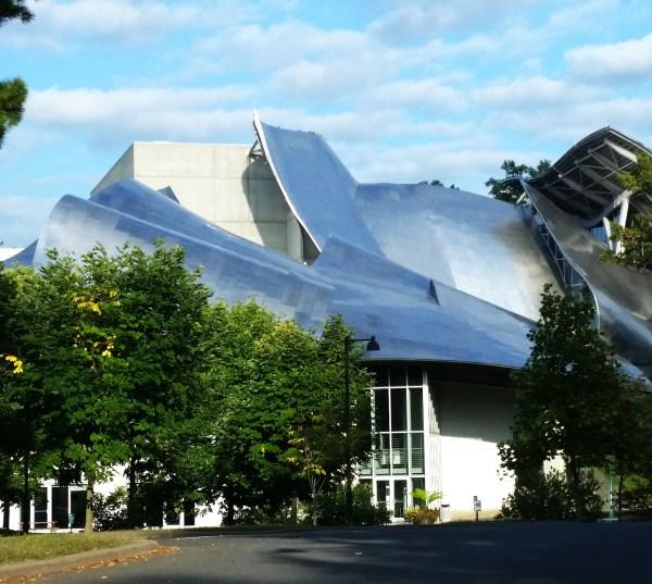 Weekly Photo Challenge: Angular - Frank Gehry–designed Richard B. Fisher Center