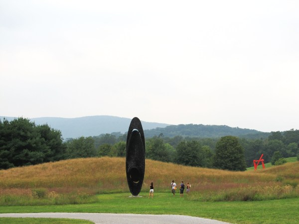 Photo 101-Week 3: From Color to Landscape - View from Storm King Museum