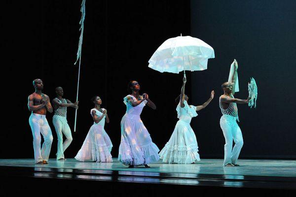 Motivation Mondays: Joy! What gives you joy? - Dance - Alvin Ailey's Revelations
