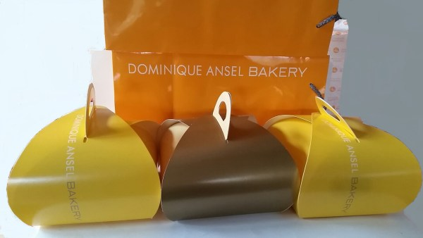 Food Files: Cronuts At Dominique Ansel Bakery