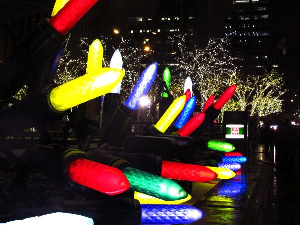 Weekly Photo Challenge:  - NYC Lights