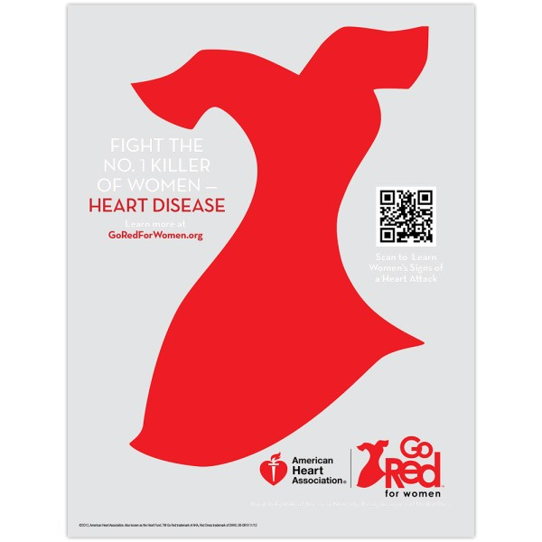 Heart Matters: #WomensLives, Heart Health & Go Red