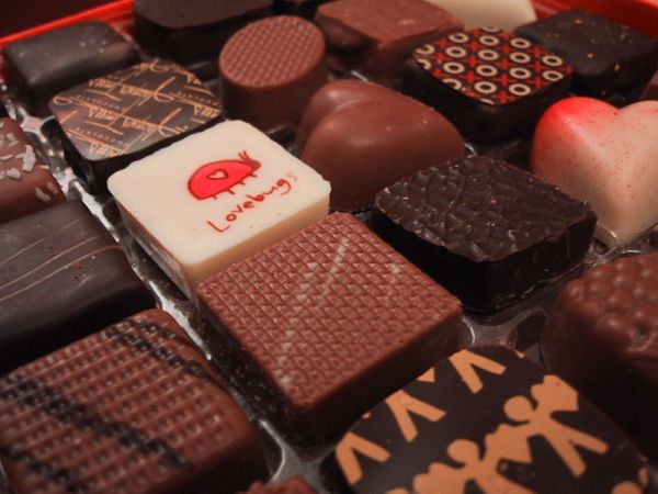 Motivation Mondays: LOVE -  Lovebug and Chocolates