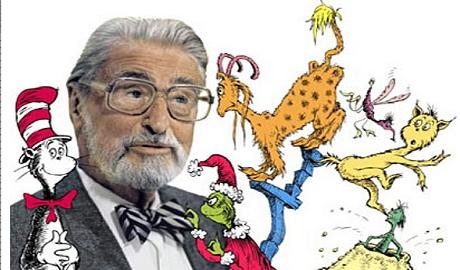 Motivation Mondays: READ - Honoring Dr. Seuss