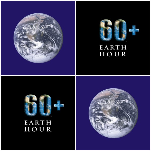 Earth Hour & Earth Day: Differences To Remember - Collage