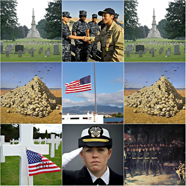Motivation Mondays: Honoring SERVICE
