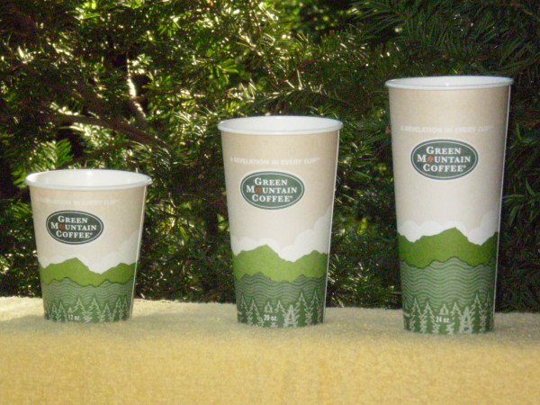 Coffee Cups: Revelations Can Come in all Sized Cups