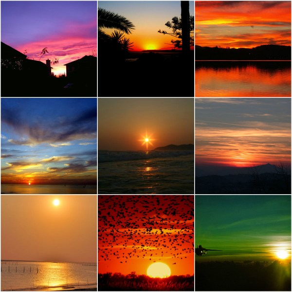 Motivation Mondays: POSSIBILITIES - Sunset