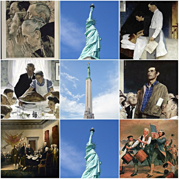 Motivation Mondays: FREEDOM - The Four Freedoms and more