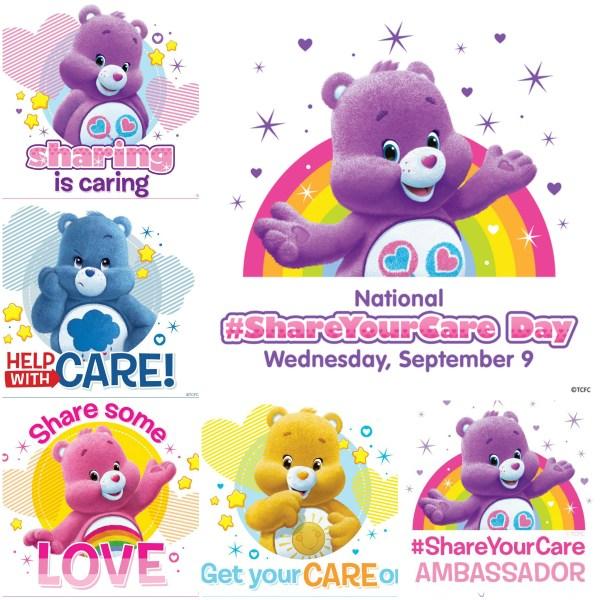 National Care Bears #ShareYourCare Day!