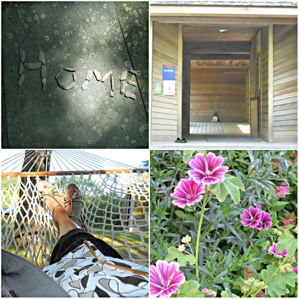 Weekly Photo Challenge: HAPPY PLACE - Where the heart finds a home