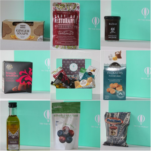Try The World: The Special Edition Holiday Box