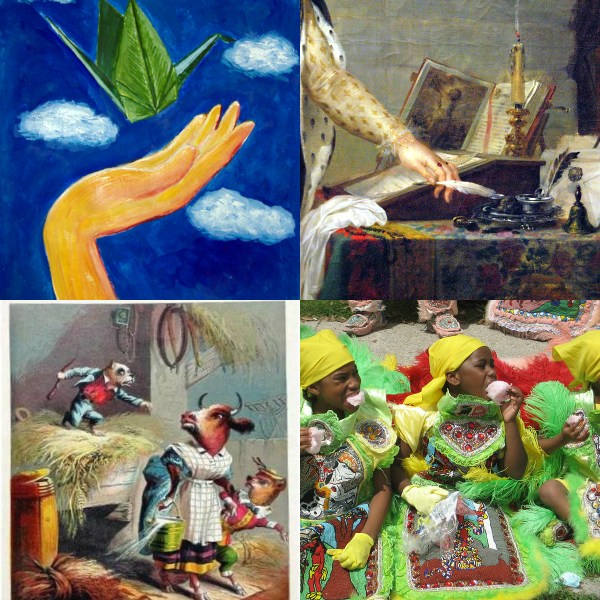 Motivation Mondays: GIVING SEASON - Symbols #mondaymotivation