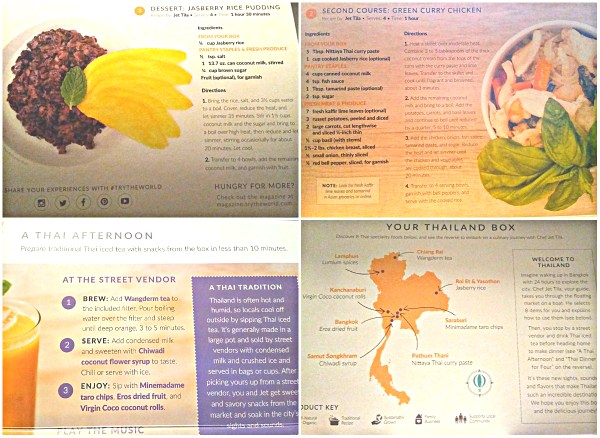 Try The World: A Taste Of Thailand - 3 Scrumptious Recipes to Enjoy!