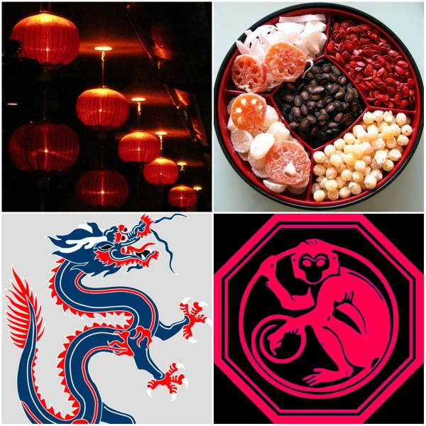 Motivation Mondays: Chinese New Year - Symbols, Rituals, Year of the Monkey