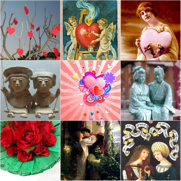 Motivation Mondays: Valentine's Day Tips - Images & Symbols