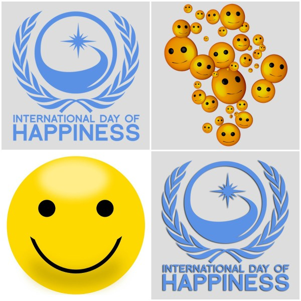 International Day Of Happiness: Celebrate #internationaldayofhappiness