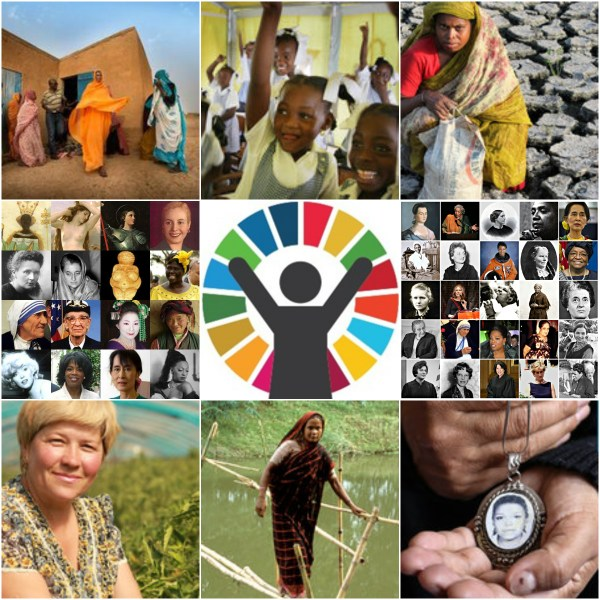 Motivation Mondays: International Women's Day #IWD2016 - #planet5050 #pledgeforparity