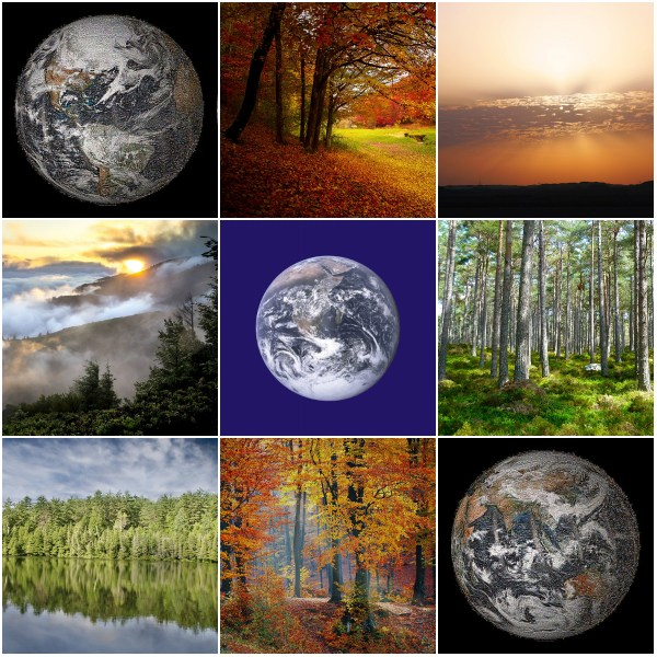 Motivation Mondays: EARTH DAY - All we love about our earth