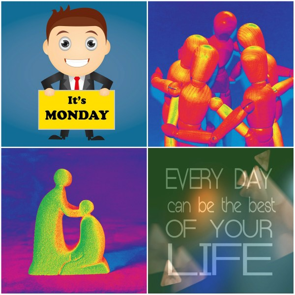 Motivation Mondays: Encouragement - We all need it!