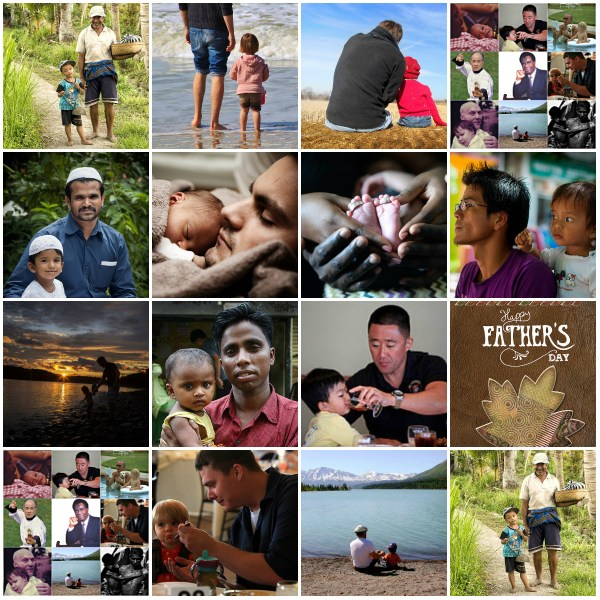 Motivation Mondays: Father's Day #mondaymotivation - Honoring all Dads!