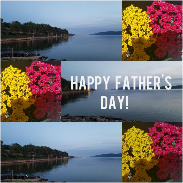 Happy Father's Day: Love to all on #DadsDay!