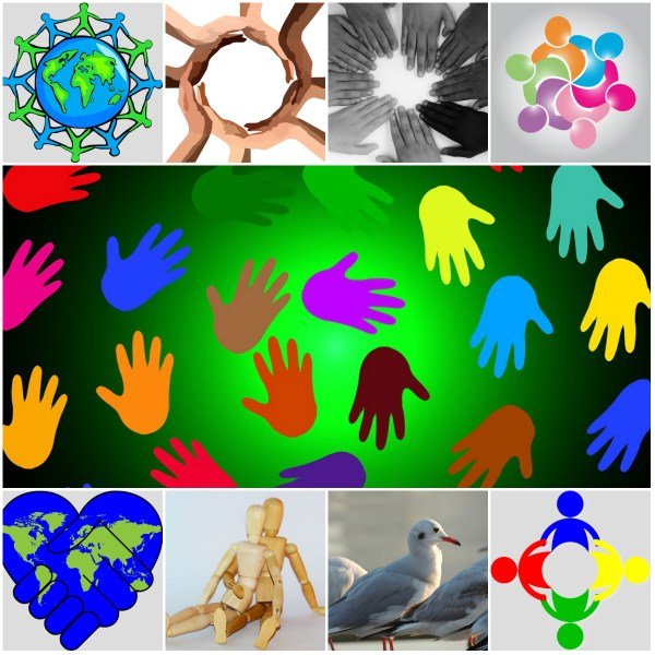 Motivation Mondays: UNITY - Begins with us...