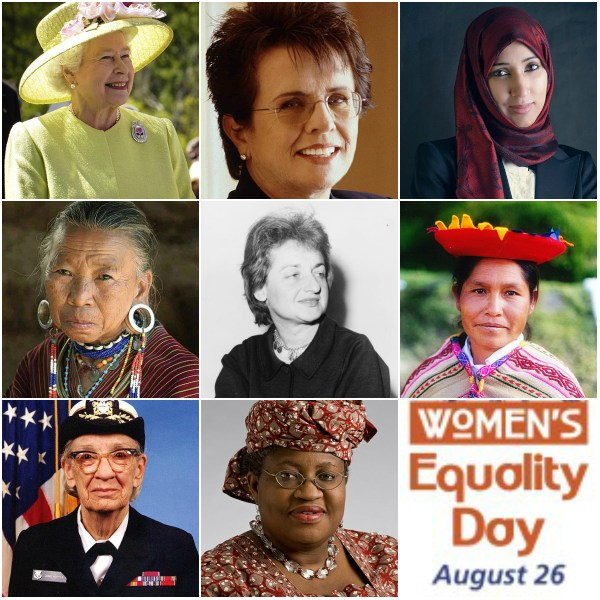 Motivation Mondays: Women's Equality Day #Quotes