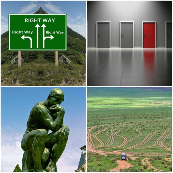 Motivation Mondays: DILEMMA - Making quite difficult, undesirable choices...