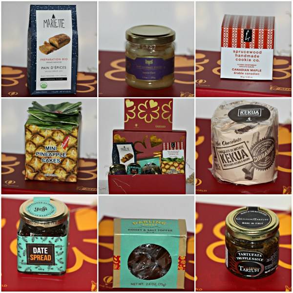 Try The World:- Holiday Box: Michelin Edition - Gift Gourmet Foods