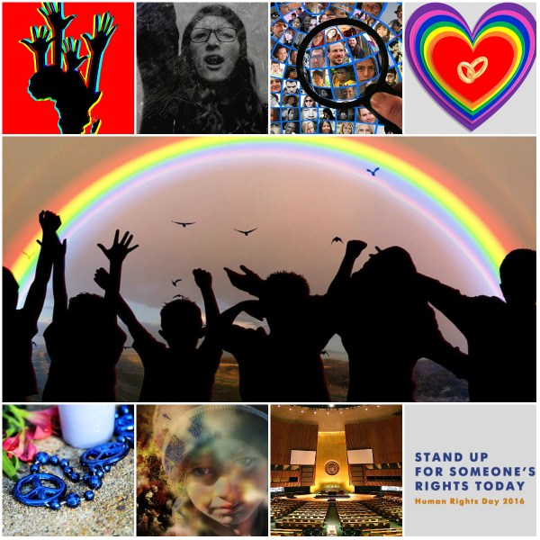 Motivation Mondays: HUMAN RIGHTS - Matters and Impacts us all